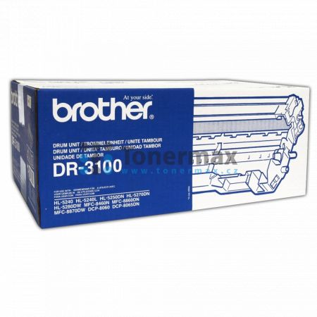 Brother DR-3100, DR3100, zobrazovací jednotka originální pro tiskárny Brother DCP-8060, DCP-8065DN, HL-5240, HL-5240L, HL-5250DN, HL-5270DN, HL-5280DW, MFC-8460N, MFC-8860DN, MFC-8870DW