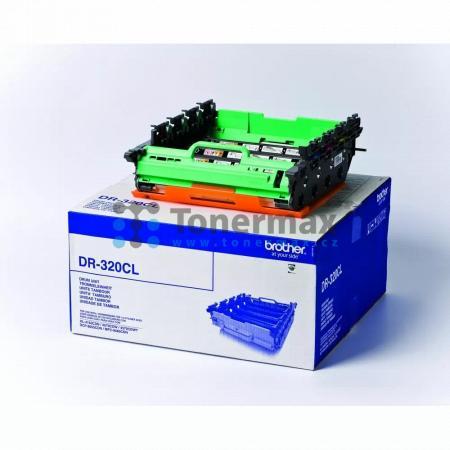 Brother DR-320CL, DR320CL, zobrazovací jednotka originální pro tiskárny Brother DCP-9055CDN, DCP-9270CDN, HL-4140CN, HL-4150CDN, HL-4570CDW, HL-4570CDWT, MFC-9460CDN, MFC-9465CDN, MFC-9970CDW
