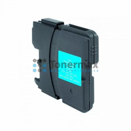 Brother LC-1100C, LC1100C, kompatibilní cartridge pro tiskárny Brother DCP-185C, DCP-383C, DCP-385C, DCP-387C, DCP-395CN, DCP-585CW, DCP-6690CW, DCP-J715W, MFC-490CW, MFC-790CW, MFC-795CW, MFC-990CW, MFC-5490CN, MFC-5890CN, MFC-5895CW, MFC-6490CW, MFC-689