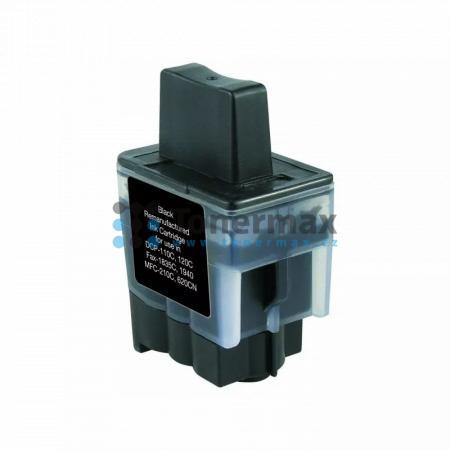 Brother LC-900BK, LC900BK, kompatibilní cartridge pro tiskárny Brother DCP-110C, DCP-115C, DCP-117C, DCP-120C, DCP-310CN, DCP-315CN, DCP-340CW, FAX-1835C, FAX-1840C, FAX-1940CN, FAX-2440C, MFC-210C, MFC-215C, MFC-410CN, MFC-425CN, MFC-620CN, MFC-640CW, MF