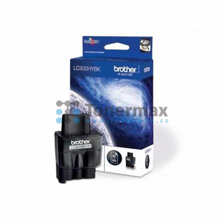 Brother LC-900HYBK, LC900HYBK, originální cartridge pro tiskárny Brother FAX-1840C, FAX-1940CN, FAX-2440C, MFC-3240C, MFC-3340CN, MFC-5440CN, MFC-5840CN