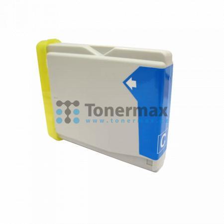 Brother LC-970C, LC970C, kompatibilní cartridge pro tiskárny Brother DCP-135C, DCP-150C, DCP-153C, MFC-235C, MFC-260C