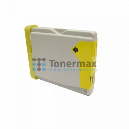 Brother LC-970Y, LC970Y, kompatibilní cartridge pro tiskárny Brother DCP-135C, DCP-150C, DCP-153C, MFC-235C, MFC-260C