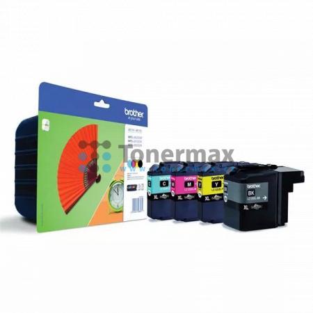 Brother LC125XL / LC129XL Value Pack (LC129XLVALBP), originální cartridge pro tiskárny Brother MFC-J6520DW, MFC-J6720DW, MFC-J6920DW