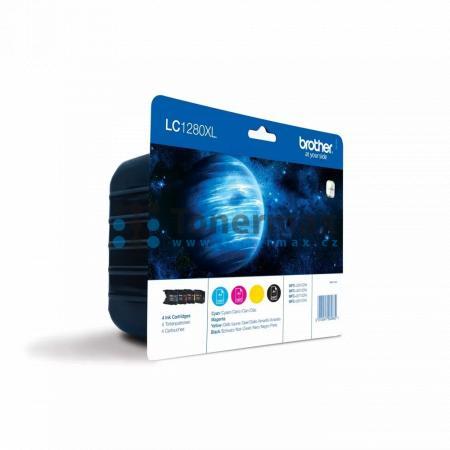 Brother LC1280XL Value Pack (LC1280XLVALBP), originální cartridge pro tiskárny Brother MFC-J5910DW, MFC-J6510DW, MFC-J6710DW, MFC-J6910DW