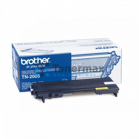 Brother TN-2005, TN2005, originální toner pro tiskárny Brother HL-2035
