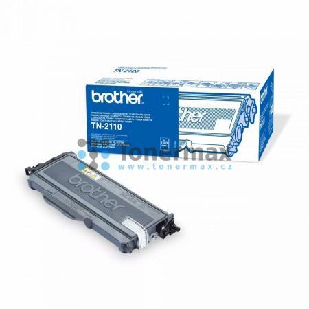 Brother TN-2110, TN2110, originální toner pro tiskárny Brother DCP-7030, DCP-7032E, DCP-7040, DCP-7045N, HL-2140, HL-2150N, HL-2170W, MFC-7320, MFC-7440N, MFC-7840W