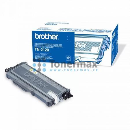 Brother TN-2120, TN2120, originální toner pro tiskárny Brother DCP-7030, DCP-7032E, DCP-7040, DCP-7045N, HL-2140, HL-2150N, HL-2170W, MFC-7320, MFC-7440N, MFC-7840W