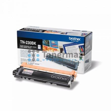 Brother TN-230BK, TN230BK, originální toner pro tiskárny Brother DCP-9010CN, HL-3040CN, HL-3070CW, MFC-9120CN, MFC-9320CW