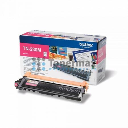Brother TN-230M, TN230M, originální toner pro tiskárny Brother DCP-9010CN, HL-3040CN, HL-3070CW, MFC-9120CN, MFC-9320CW