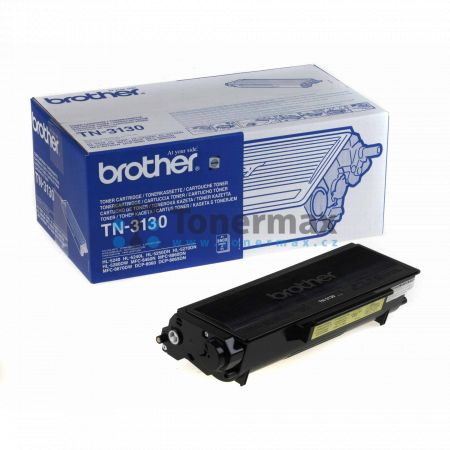 Brother TN-3130, TN3130, originální toner pro tiskárny Brother DCP-8060, DCP-8065DN, HL-5240, HL-5240L, HL-5250DN, HL-5270DN, HL-5280DW, MFC-8460N, MFC-8860DN, MFC-8870DW
