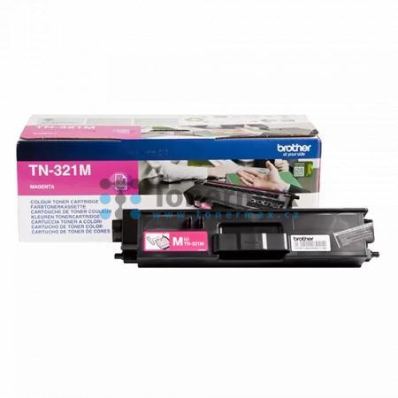 Brother TN-321M, TN321M, originální toner pro tiskárny Brother DCP-L8400CDN, DCP-L8450CDW, HL-L8250CDN, HL-L8350CDW, MFC-L8650CDW, MFC-L8850CDW