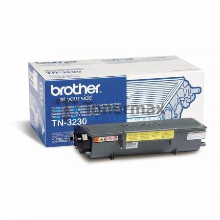 Brother TN-3230, TN3230, originální toner pro tiskárny Brother DCP-8070D, DCP-8085DN, HL-5340D, HL-5340DL, HL-5350DN, HL-5350DNLT, HL-5370DW, HL-5380DN, MFC-8370DN, MFC-8380DN, MFC-8880DN, MFC-8890DW
