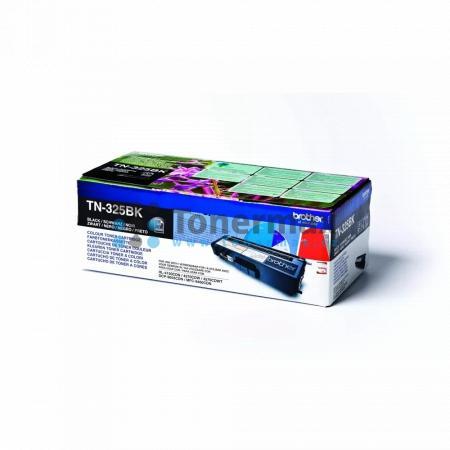 Brother TN-325BK, TN325BK, originální toner pro tiskárny Brother DCP-9055CDN, DCP-9270CDN, HL-4140CN, HL-4150CDN, HL-4570CDW, HL-4570CDWT, MFC-9460CDN, MFC-9465CDN, MFC-9970CDW