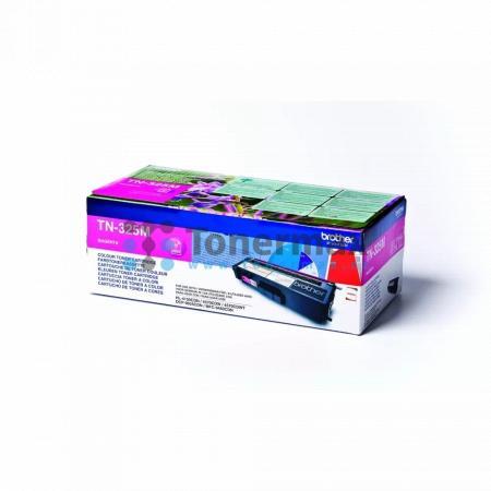 Brother TN-325M, TN325M, originální toner pro tiskárny Brother DCP-9055CDN, DCP-9270CDN, HL-4140CN, HL-4150CDN, HL-4570CDW, HL-4570CDWT, MFC-9460CDN, MFC-9465CDN, MFC-9970CDW