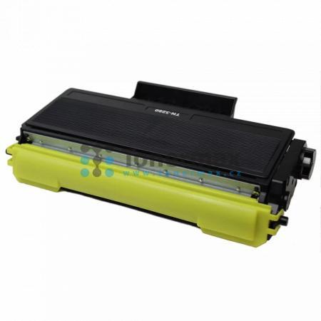 Brother TN-3280, TN3280, kompatibilní toner pro tiskárny Brother DCP-8070D, DCP-8085DN, HL-5340D, HL-5340DL, HL-5350DN, HL-5350DNLT, HL-5370DW, HL-5380DN, MFC-8370DN, MFC-8380DN, MFC-8880DN, MFC-8890DW