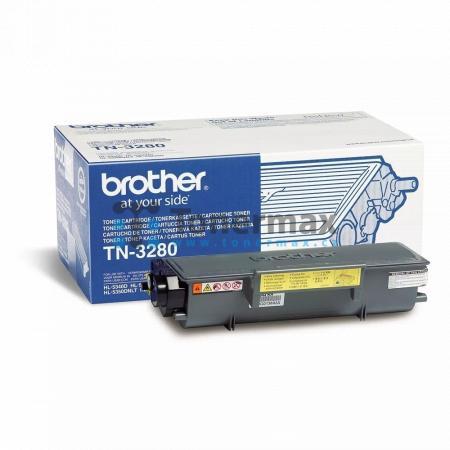 Brother TN-3280, TN3280, originální toner pro tiskárny Brother DCP-8070D, DCP-8085DN, HL-5340D, HL-5340DL, HL-5350DN, HL-5350DNLT, HL-5370DW, HL-5380DN, MFC-8370DN, MFC-8380DN, MFC-8880DN, MFC-8890DW
