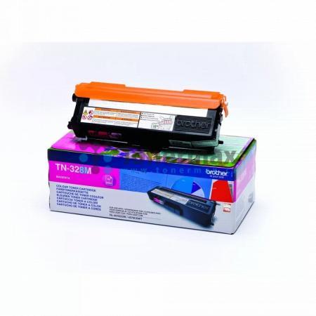 Brother TN-328M, TN328M, originální toner pro tiskárny Brother DCP-9270CDN, HL-4570CDW, HL-4570CDWT, MFC-9970CDW