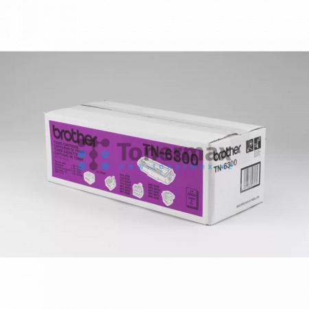Brother TN-6300, TN6300, originální toner pro tiskárny Brother FAX-8350P, FAX-8360P, FAX-8750P, HL-1030, HL-1230, HL-1240, HL-1250, HL-1270N, HL-1430, HL-1440, HL-1450, HL-1470N, HL-P2500, MFC-9650, MFC-9660, MFC-9750, MFC-9760, MFC-9850, MFC-9860, MFC-98