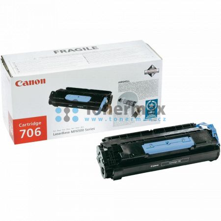 Canon 706, CRG-706, 0264B002, originální toner pro tiskárny Canon i-SENSYS MF6530, i-SENSYS MF-6530, MF-6530, MF6530, i-SENSYS MF6540, i-SENSYS MF-6540, MF-6540, MF6540, i-SENSYS MF6540PL, i-SENSYS MF-6540PL, MF-6540PL, MF6540PL, i-SENSYS MF6550, i-SENSYS