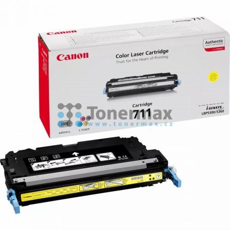 Canon 711, CRG-711, 1657B002, originální toner pro tiskárny Canon i-SENSYS LBP5300, i-SENSYS LBP-5300, LBP-5300, LBP5300, i-SENSYS LBP5360, i-SENSYS LBP-5360, LBP-5360, LBP5360, i-SENSYS MF9130, i-SENSYS MF-9130, MF-9130, MF9130, i-SENSYS MF9170, i-SENSYS