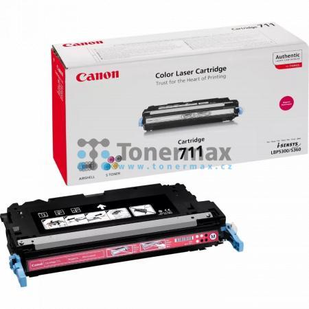 Canon 711, CRG-711, 1658B002, originální toner pro tiskárny Canon i-SENSYS LBP5300, i-SENSYS LBP-5300, LBP-5300, LBP5300, i-SENSYS LBP5360, i-SENSYS LBP-5360, LBP-5360, LBP5360, i-SENSYS MF9130, i-SENSYS MF-9130, MF-9130, MF9130, i-SENSYS MF9170, i-SENSYS