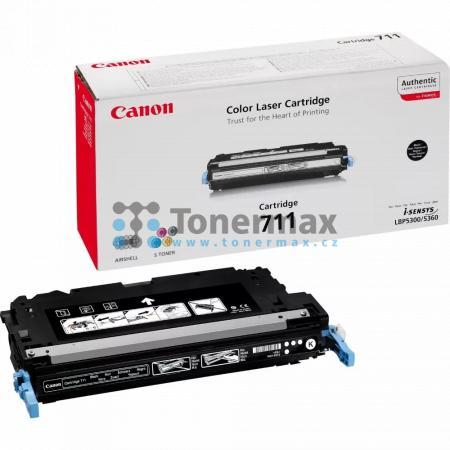 Canon 711, CRG-711, 1660B002, originální toner pro tiskárny Canon i-SENSYS LBP5300, i-SENSYS LBP-5300, LBP-5300, LBP5300, i-SENSYS LBP5360, i-SENSYS LBP-5360, LBP-5360, LBP5360, i-SENSYS MF8450, i-SENSYS MF-8450, MF-8450, MF8450, i-SENSYS MF9130, i-SENSYS