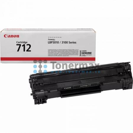 Canon 712, CRG-712, 1870B002, originální toner pro tiskárny Canon i-SENSYS LBP3010, i-SENSYS LBP-3010, LBP-3010, LBP3010, i-SENSYS LBP3010B, i-SENSYS LBP-3010B, LBP-3010B, LBP3010B, i-SENSYS LBP3100, i-SENSYS LBP-3100, LBP-3100, LBP3100
