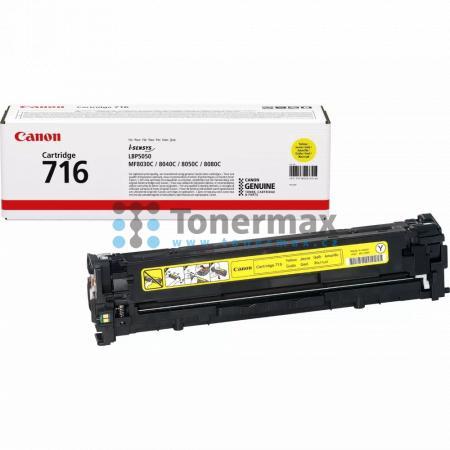 Canon 716, CRG-716, 1977B002, originální toner pro tiskárny Canon i-SENSYS LBP5050, i-SENSYS LBP-5050, LBP-5050, LBP5050, i-SENSYS LBP5050n, i-SENSYS LBP-5050n, LBP-5050n, LBP5050n, i-SENSYS MF8030, i-SENSYS MF-8030, MF-8030, MF8030, i-SENSYS MF8030Cn, i-