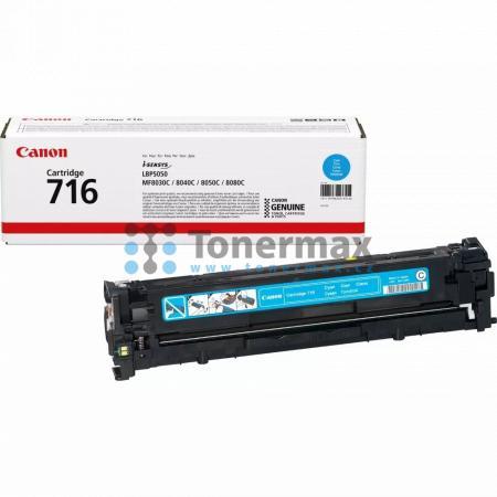 Canon 716, CRG-716, 1979B002, originální toner pro tiskárny Canon i-SENSYS LBP5050, i-SENSYS LBP-5050, LBP-5050, LBP5050, i-SENSYS LBP5050n, i-SENSYS LBP-5050n, LBP-5050n, LBP5050n, i-SENSYS MF8030, i-SENSYS MF-8030, MF-8030, MF8030, i-SENSYS MF8030Cn, i-