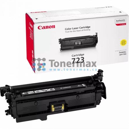 Canon 723, CRG-723, 2641B002, originální toner pro tiskárny Canon i-SENSYS LBP7750Cdn, i-SENSYS LBP-7750Cdn, LBP-7750Cdn, LBP7750Cdn