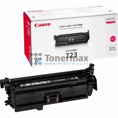 Canon 723, CRG-723, 2642B002, originální toner pro tiskárny Canon i-SENSYS LBP7750Cdn, i-SENSYS LBP-7750Cdn, LBP-7750Cdn, LBP7750Cdn