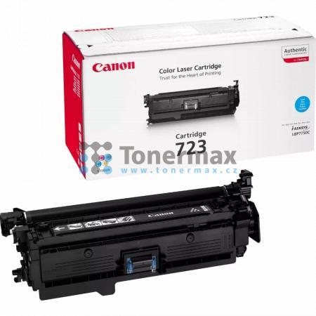 Canon 723, CRG-723, 2643B002, originální toner pro tiskárny Canon i-SENSYS LBP7750Cdn, i-SENSYS LBP-7750Cdn, LBP-7750Cdn, LBP7750Cdn