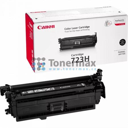 Canon 723H, CRG-723H, 2645B002, originální toner pro tiskárny Canon i-SENSYS LBP7750Cdn, i-SENSYS LBP-7750Cdn, LBP-7750Cdn, LBP7750Cdn