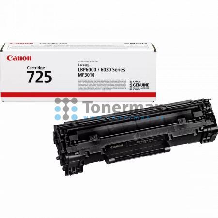 Canon 725, CRG-725, 3484B002, originální toner pro tiskárny Canon i-SENSYS LBP6000, i-SENSYS LBP-6000, LBP-6000, LBP6000, i-SENSYS LBP6000B, i-SENSYS LBP-6000B, LBP-6000B, LBP6000B, i-SENSYS LBP6020, i-SENSYS LBP-6020, LBP-6020, LBP6020, i-SENSYS LBP6020B