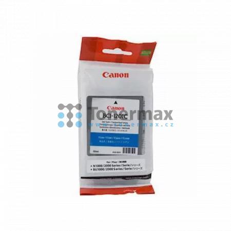 Canon BCI-1201C, 7338A001, originální cartridge pro tiskárny Canon BIJ-1300, BIJ-1350, BIJ-2300, BIJ-2350, BIJ-N1000, BIJ-N2000