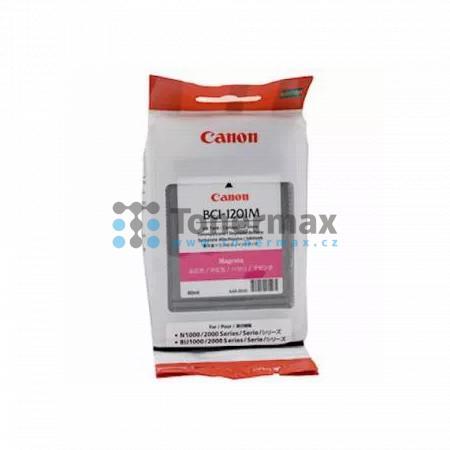 Canon BCI-1201M, 7339A001, originální cartridge pro tiskárny Canon BIJ-1300, BIJ-1350, BIJ-2300, BIJ-2350, BIJ-N1000, BIJ-N2000