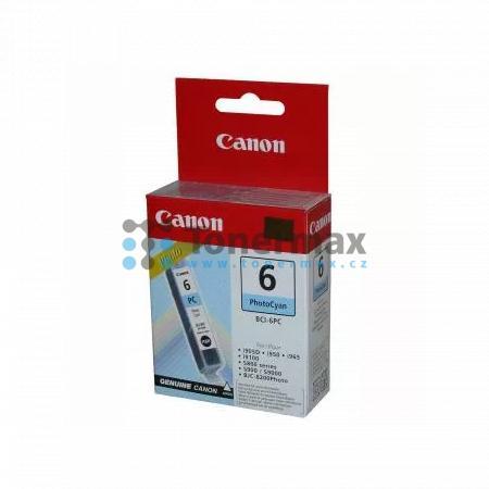 Canon BCI-6PC, 4709A002, originální cartridge pro tiskárny Canon BJC-8200, BJC-8200 Photo, PIXMA iP6000D, PIXMA iP8500, S800, S820, S820D, S830, S830D, S900, S9000, i905, i905D, i950, i965, i990, i9100, i9950