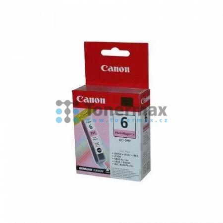Canon BCI-6PM, 4710A002, originální cartridge pro tiskárny Canon BJC-8200, BJC-8200 Photo, PIXMA iP6000D, PIXMA iP8500, S800, S820, S820D, S830, S830D, S900, S9000, i905, i905D, i950, i965, i990, i9100, i9950