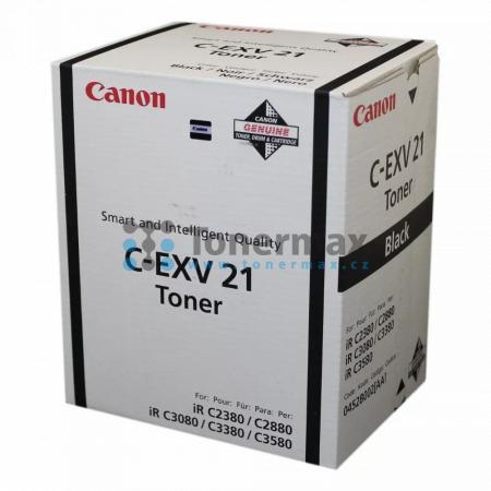Canon C-EXV21, 0452B002, originální toner pro tiskárny Canon iRC2380i, iR-C2380i, iRC2880, iR-C2880, iRC2880i, iR-C2880i, iRC3080, iR-C3080, iRC3080i, iR-C3080i, iRC3380, iR-C3380, iRC3380i, iR-C3380i, iRC3580, iR-C3580, iRC3580Ne, iR-C3580Ne, iRC3580i, i
