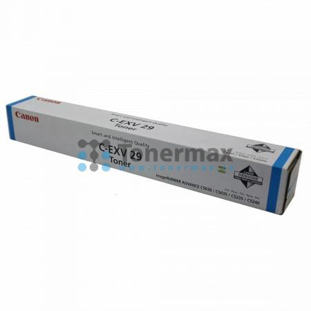 Canon C-EXV29, 2794B002, poškozený obal, originální toner pro tiskárny Canon imageRUNNER ADVANCE C5030, iR ADVANCE C5030, imageRUNNER ADVANCE C5030i, iR ADVANCE C5030i, imageRUNNER ADVANCE C5035, iR ADVANCE C5035, imageRUNNER ADVANCE C5035i, iR ADVANCE C5