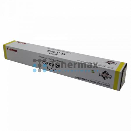 Canon C-EXV29, 2802B002, poškozený obal, originální toner pro tiskárny Canon imageRUNNER ADVANCE C5030, iR ADVANCE C5030, imageRUNNER ADVANCE C5030i, iR ADVANCE C5030i, imageRUNNER ADVANCE C5035, iR ADVANCE C5035, imageRUNNER ADVANCE C5035i, iR ADVANCE C5