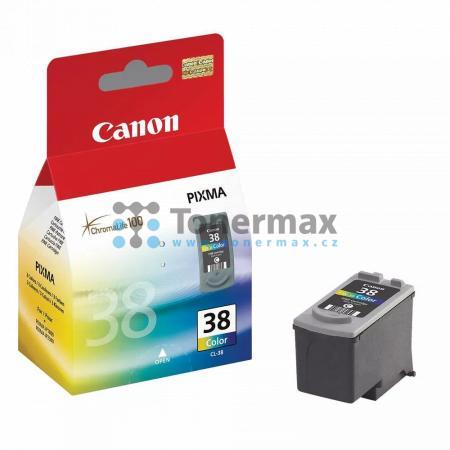 Canon CL-38, 2146B001, originální cartridge pro tiskárny Canon PIXMA MP140, PIXMA MP190, PIXMA MP210, PIXMA MP220, PIXMA MP470, PIXMA MX300, PIXMA MX310, PIXMA iP1800, PIXMA iP1900, PIXMA iP2500, PIXMA iP2600