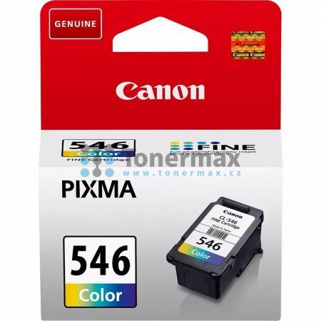 Canon CL-546, 8289B001, originální cartridge pro tiskárny Canon PIXMA MG2450, PIXMA MG2455, PIXMA MG2550, PIXMA MG2550S, PIXMA MG2555, PIXMA MG2950, PIXMA MG2950s, PIXMA MG2955, PIXMA MG3050, PIXMA MG3051, PIXMA MG3052, PIXMA MG3053, PIXMA MX495, PIXMA iP