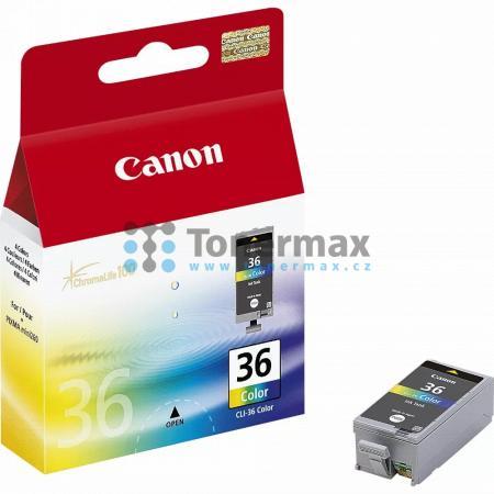 Canon CLI-36, 1511B001, originální cartridge pro tiskárny Canon PIXMA iP100, PIXMA iP110, PIXMA mini260, PIXMA mini320