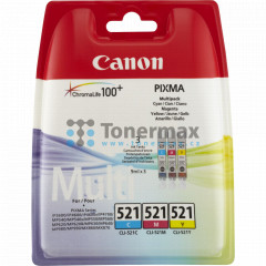 Canon CLI-521 Multi-Pack, 2934B007