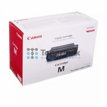 Canon M, 6812A002, originální toner pro tiskárny Canon PC1210D, PC-1210D, PC1230D, PC-1230D, PC1270D, PC-1270D