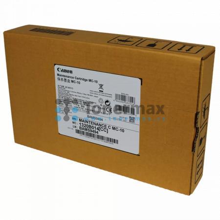 Canon MC-10, 1320B014, odpadní nádobka, originální pro tiskárny Canon iPF650, iPF655, iPF670, imagePROGRAF iPF670, iPF685, imagePROGRAF iPF685, iPF-685, iPF750, iPF755, iPF760, iPF765, iPF770, imagePROGRAF iPF770, iPF780, imagePROGRAF iPF780, iPF-780, iPF