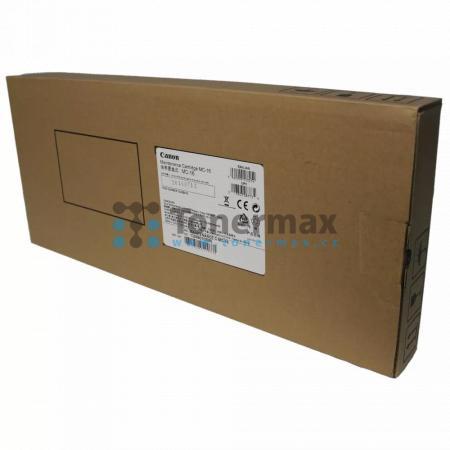 Canon MC-16, 1320B010, odpadní nádobka, originální pro tiskárny Canon LP24, iPF600, iPF605, iPF610, iPF680, imagePROGRAF iPF680, iPF-680, iPF6000S, iPF6100, iPF6200, iPF6300, iPF6300S, iPF6350, iPF6400, imagePROGRAF iPF6400, iPF6400S, imagePROGRAF iPF6400