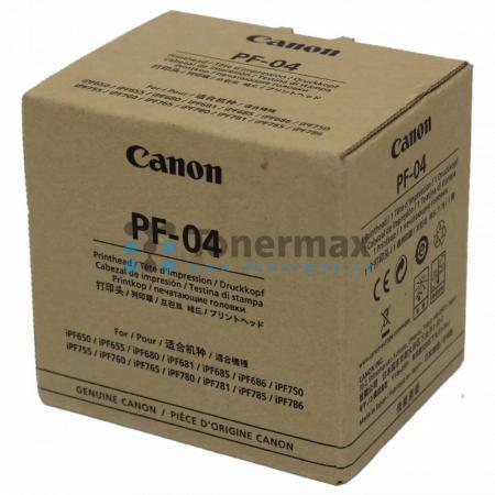 Canon PF-04, 3630B001, tisková hlava